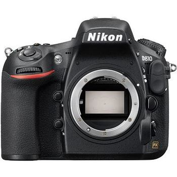 Rent Nikon D810 36.6 Mega Pixel body with extra batteries and charger
