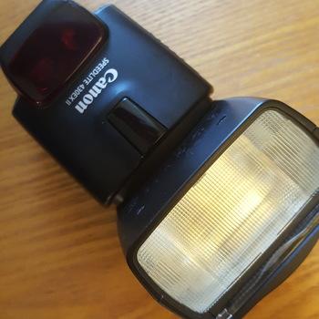 Rent Canon Speedlite 430EX II