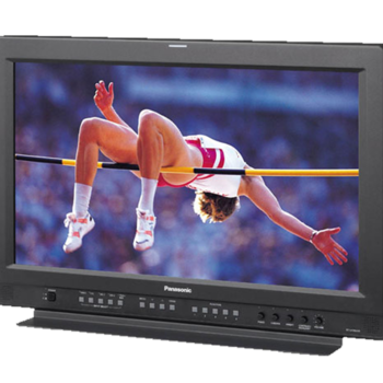 "Rent Panasonic 26"" HD Refrence monitor"