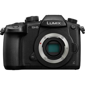 Rent Panasonic GH5 4K camera body