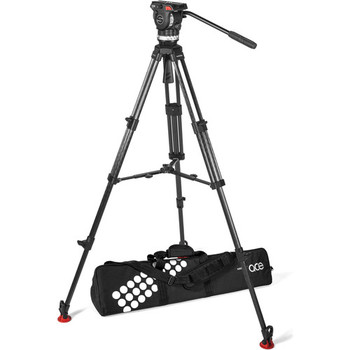 Rent Sachtler 1011 System Ace L MS CF Tripod Head and Legs