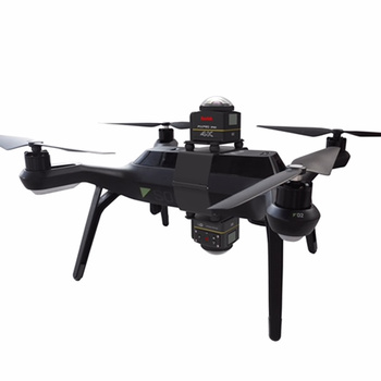 Rent 3DR Solo Drone with PixPro SP360