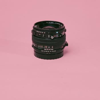 Rent 55mm Sekor A N/L Leaf Shutter Lens