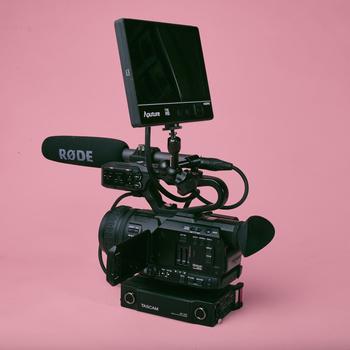 Rent JVC 4k Video Kit