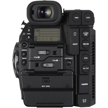 Rent Canon C300 Mark II Camera (EF Mount)