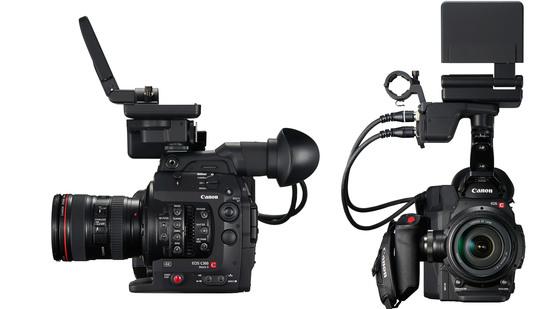 Canon c300mkii