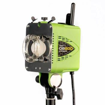 Rent DigiBee DB800 Flash Unit