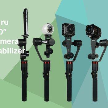 Rent The Guru 360° Camera Stabilizer