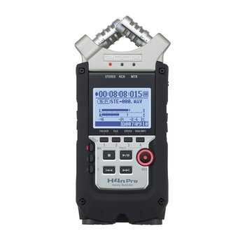 Rent Zoom H4N PRO Digital Multitrack Recorder - 2016 Version
