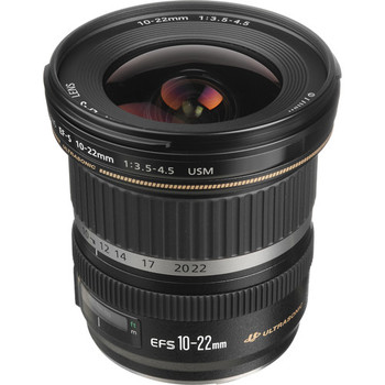 Rent Canon EF-S 10-22mm f/3.5-4.5 USM Lens