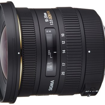 Rent Sigma 10-20 f/3.5 EX DC HSM ELD SLD  for Nikon Wide Angle
