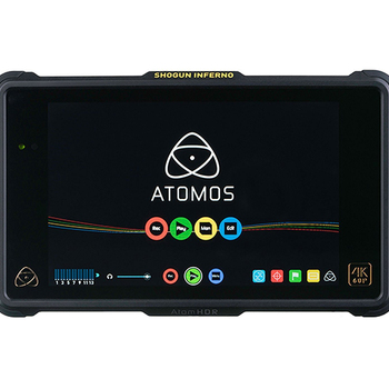 Rent Atomos Shogun Inferno RAW Rental Kit With Over 2TBs Of SSDs
