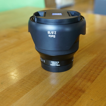 Rent Zeiss Batis 18mm f/2.8 Lens for Sony E Mount