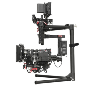 Rent DJI Ronin w/ Cinemilled Extension Arms, 3 Batts, & Ring Grip