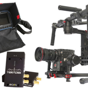 Rent DJI Ronin - COMPLETE Wireless Package