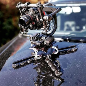 Rent RigWheels Cloud Mount - Car Mount (ronin, Movi, etc.)