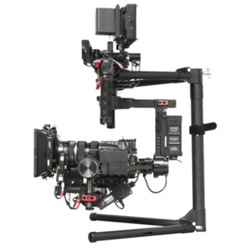 Rent DJI Ronin (extension arms) + RigWheels Car Mount