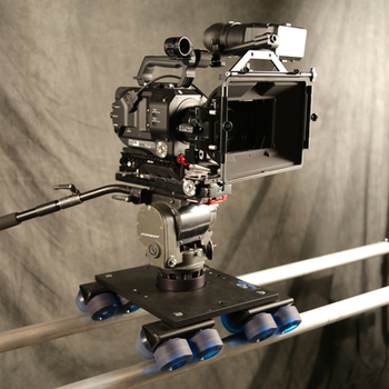 Rent Dana Dolly Kit - combo stands, 8ft speedrail, Manfrotto 504!