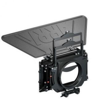 Rent ARRI MMB-2 Mattebox 4x4.56 filter tray - w/ polarizer filter