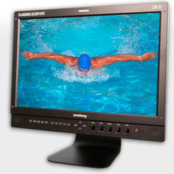 "Rent FSI 17"" HD-SDI Broadcast Monitor"