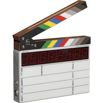 Rent Denecke TS-C Compact Time Code Slate (EL Backlit)