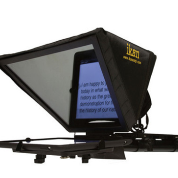 Rent Ikan Elite Universal Tablet Teleprompter Kit (With iPad)