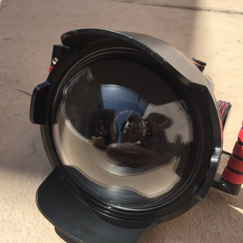 Rent Underwater housing for Canon 5D