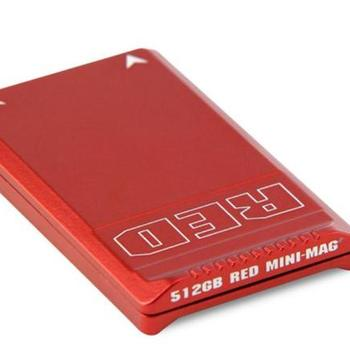 Rent RED 512Gb Mini-Mag Card