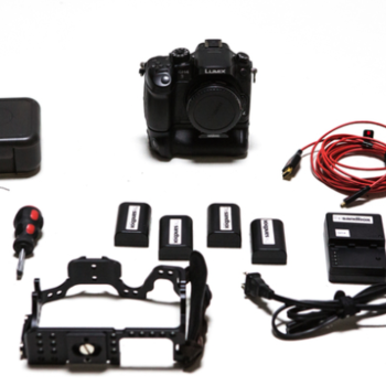 Rent GH4 Cinema Package