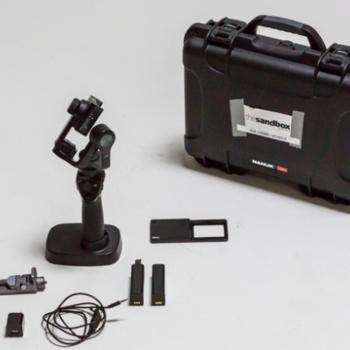 Rent DJI Osmo Mobile Kit