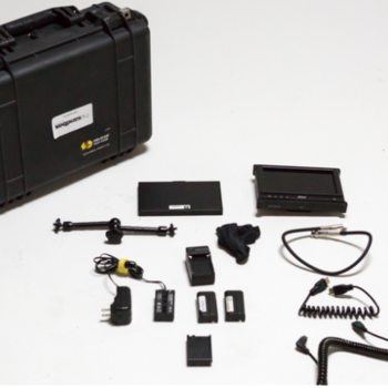 "Rent 7"" HDMI Monitor - MeticaFM 7 HDMI+SDI Plus"
