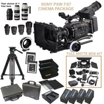 Rent Sony PXW-FS7 4k Cinema Package