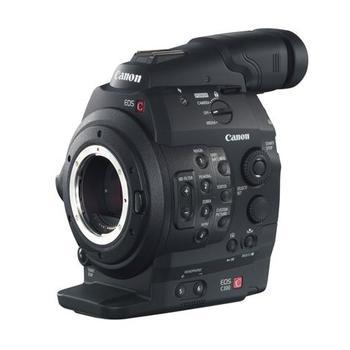 Rent Canon C300 Mark I Camera