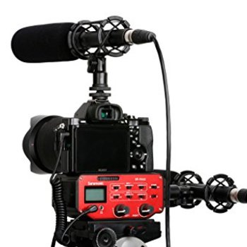 Rent Saramonic SR-PAX2 Audio Adapter - DSLR