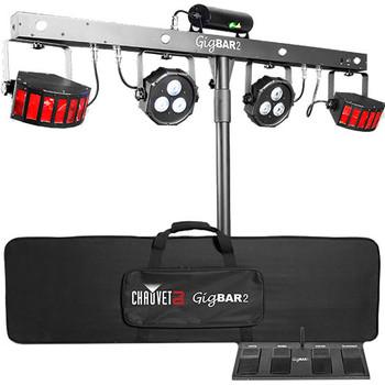 Rent Chauvet GigBar 2: 4-in-1 Multi-Effect DJ/Party Light