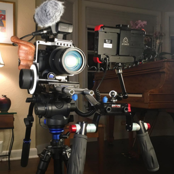 Rent DSLR/Camera Should Rig