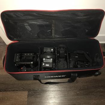 Rent Blackmagic Ursa Mini 4.6K EF