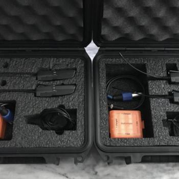 Rent (2) Sennheiser EW 100 G3 Wireless Kit