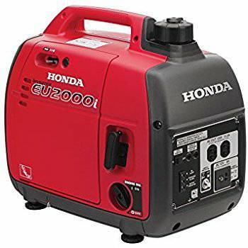 Rent Generator - Honda EU2000i