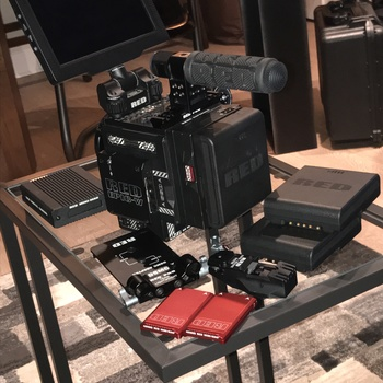 Rent RED EPIC-W 8K HELIUM [Great for ANAMORPHIC -- see my other rental!]