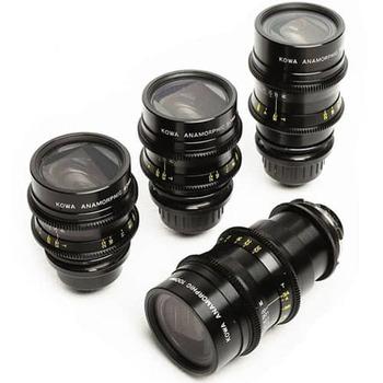 Rent Kowa Anamorphic 4x Lens Set