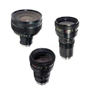 Rent Kowa Anamorphic 3x Lens Set