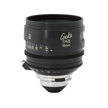 Rent Cooke S4/i 18mm T2