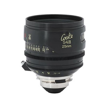 Rent Cooke S4/i 25mm T2