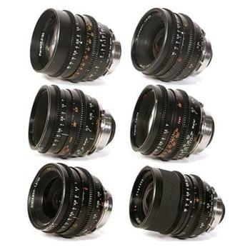 Rent Zeiss Superspeed MKII 6x Lens Set