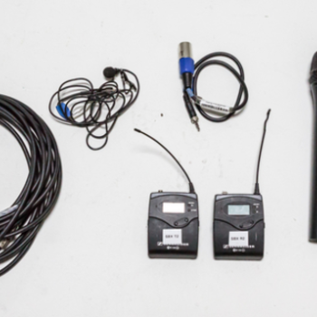 Rent Sennheiser Lav Kit