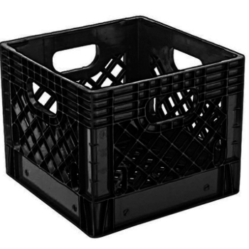Rent Extension cords and milk crate