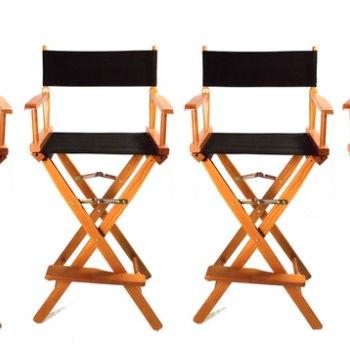 Rent 4x - Director's Chairs