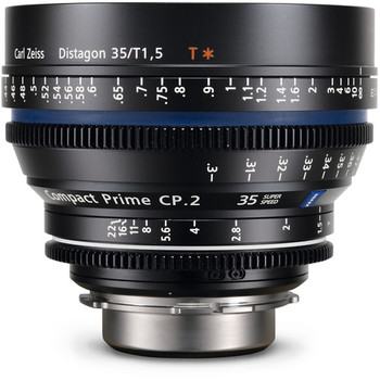 Rent Zeiss CP.2 35mm T1.5 EF