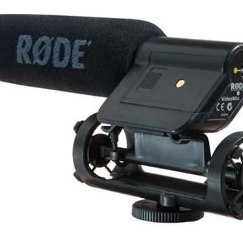 Rent Rode VideoMic - Camera Mounted Shotgun Microphone